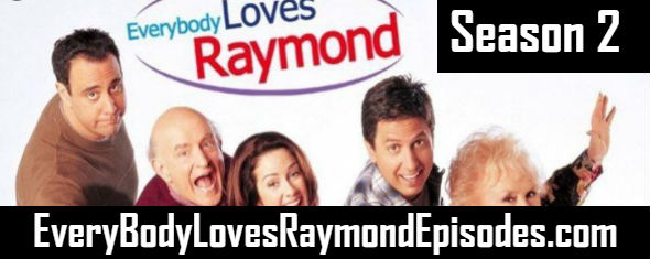 Everybody Loves Raymond Season 2 Episodes Watch Online TV Series